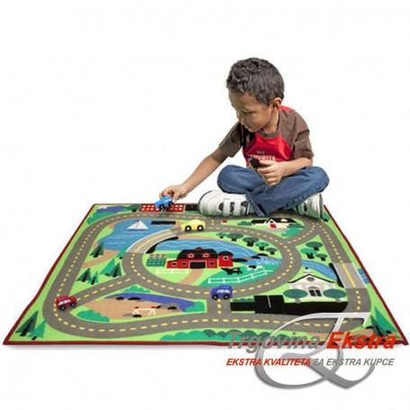 Tepih za igranje - grad