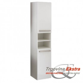 Side cabinet Tia 2v2o - white
