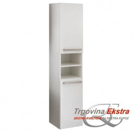 Bočni ormarić Tia 2v2o - bijela