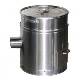 Outdoor quick cooking boiler 55 liters