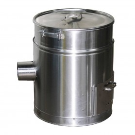 Inox brzoparni kotao 75 litara