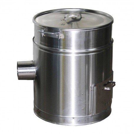 Outdoor quick cooking boiler 75 liters