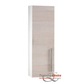 Artline 80 side bathroom cupboard in bodega decor