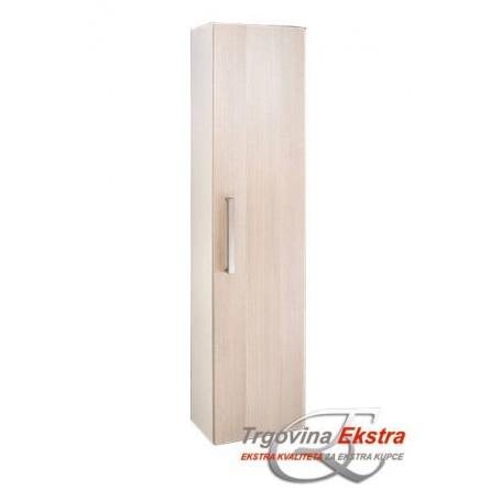 Artline 150 side bathroom cupboard in bodega decor