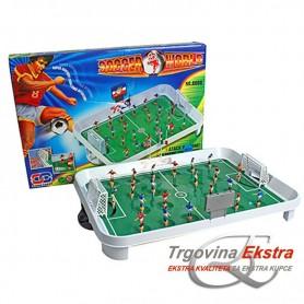 Mini stolni nogomet za igru