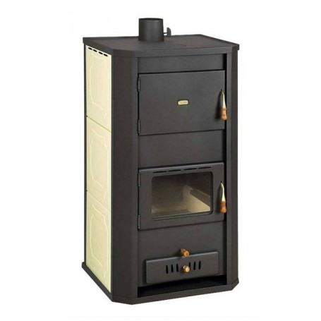 Prity WD W29 fireplace for central heating