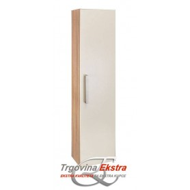 Artline 150 side bathroom cupboard bardolino magnolia