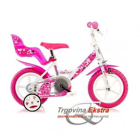"""Little Heart dječji bicikl 12"""""""