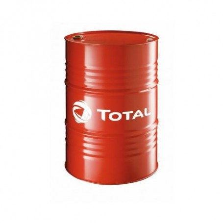 Mineral oil Total Rubia 6400 15W-40 208l for commercial vehicles