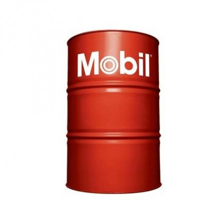 Half-synthetic oil Mobil Delvac MX Extra 10W-40 208l for commercial vehicles