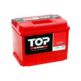 12V-62 Ah D plus Top Line car battery