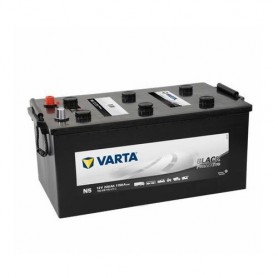 Battery Varta Pro Motive Black 12V-220Ah for commercial vehicles