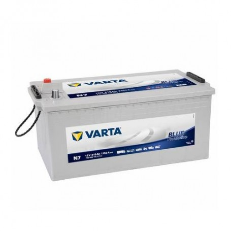 Battery Varta Pro Motive Blue 12V-215Ah for commercial vehicles