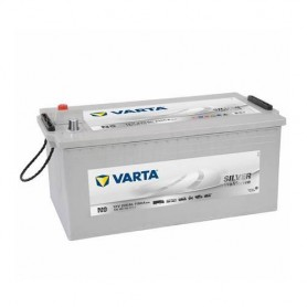 Battery Varta Pro Motive Silver 12V-225Ah for commercial vehicles