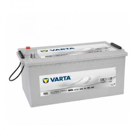 Battery Varta Pro Motive Silver 12V-225Ah for commercial vehicles