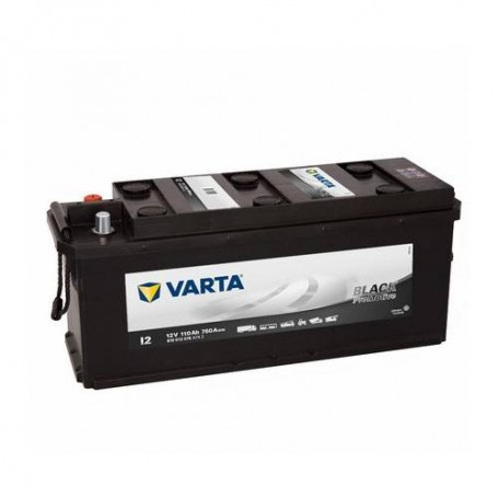 Battery Varta Pro Motive Black 12V-110Ah for commercial vehicles