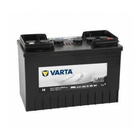Battery Varta Pro Motive Black 12V-110Ah D+ for commercial vehicles