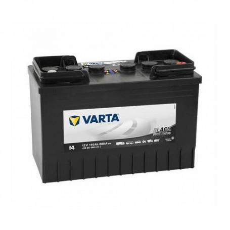 Battery Varta Pro Motive Black 12V-110Ah D+ for commercial vehicles