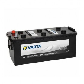 Battery Pro Motive Black 12V-120Ah for commercial vehicles