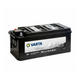 Battery Varta Pro Motive Black 12V-143Ah for commercial vehicles