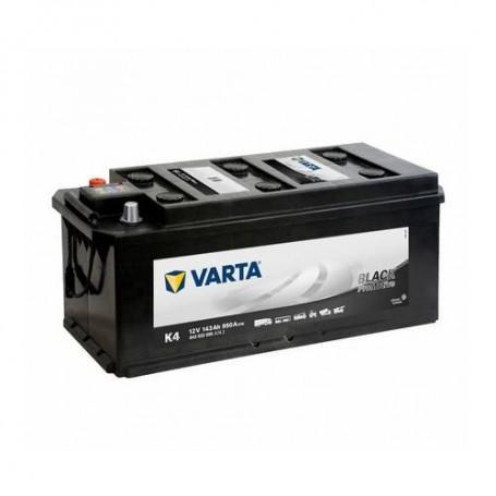 Battery Varta Pro Motive Black 12V-143Ah for commercial vehicles