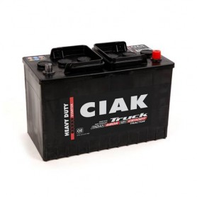 Battery CIAK Truck Heavy Duty Tractor X 12V-110Ah R+ for commercial vehicles