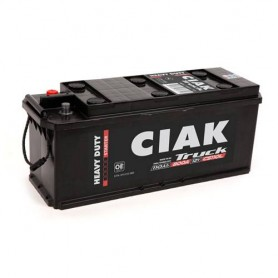 Battery CIAK Truck Heavy Duty 12V-110Ah for commercial vehicles