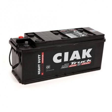 Battery CIAK Truck Heavy Duty 12V-110Ah for commercial vehicles