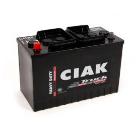 Battery CIAK Truck Heavy Duty Tractor X 12V-110Ah L+ for commercial vehicles