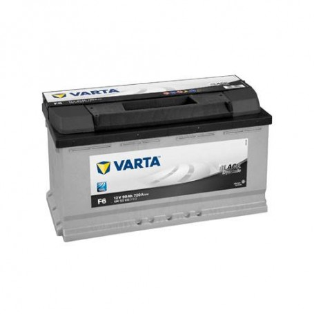 Battery Varta Black Dynamic 12V-90Ah D+ for personal vehicles