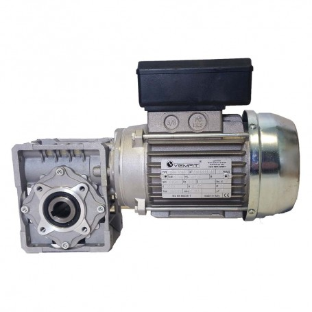 Electric motor with reducer 0,18kW/1F/60i
