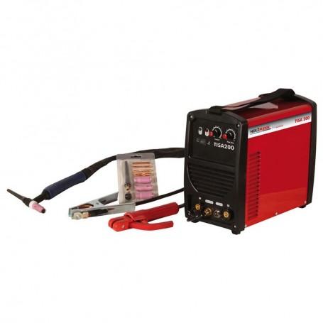 Holzmann Maschinen TISA 200 WIG/TIG inverter aparat za varenje