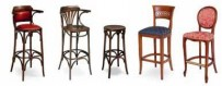 Bar chairs made of high quality materials and workmanship. Bar chairs produced in the EU.