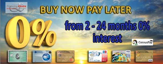 Installment payment Trgovina Ekstra